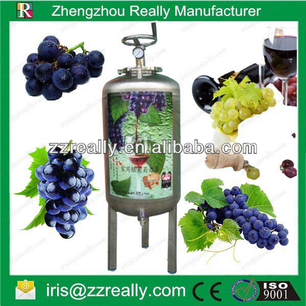 Wine fermentation tank/ wine fermenter 200L