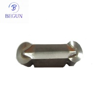 ISO Tungsten carbide insert GIDA 80-40 for Part off and Grooving