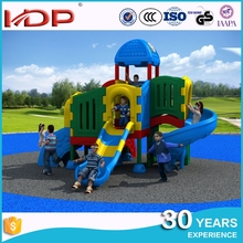 Factory price outdoor type playground equipment metal slides for kids