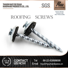 Roofing screw nails per pound zinc coat roofing screw nail