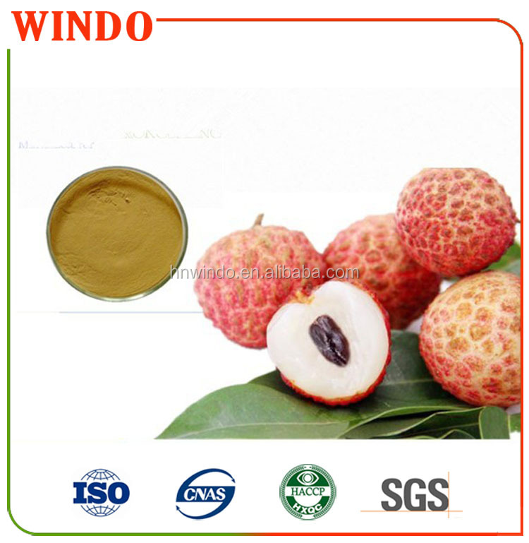 100% natural litchi seed extract/ fresh litchi/lychee fruit