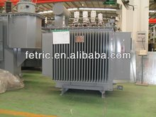 Three phase oil immersed transformer 500kw