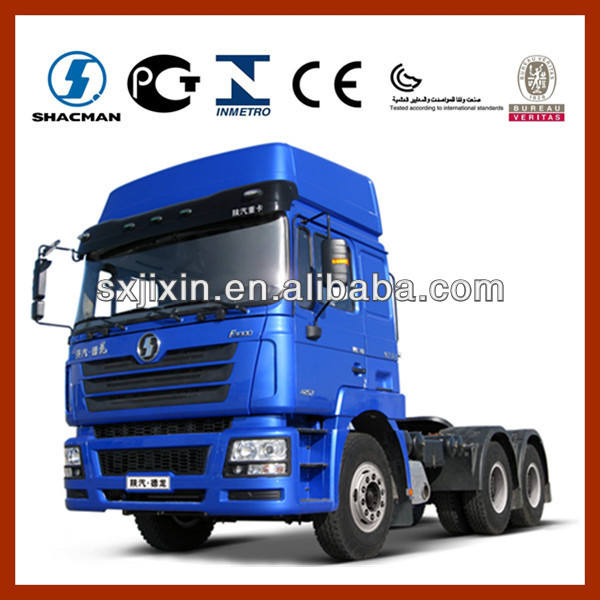 shaanxi shacman china tow truck with manual gearbox