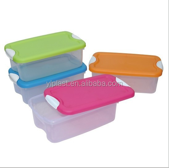 plastic shoes box
