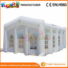 Newly party Inflatable wedding tent inflatable marquee tent