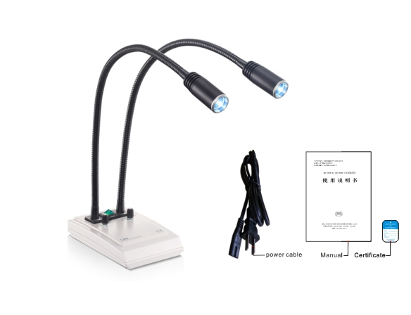 KD-202B-6 LED Desktop Examination Lamp