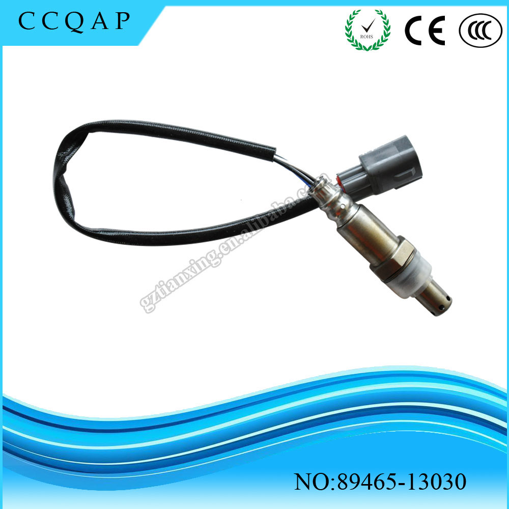 89465-13030 Made in Japan genuine denso auto engine lambda oxygen sensor brand new o2 sensor for Toyota Corolla Matrix