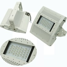 2700-7000 floor mounted 60w CE ROHS led flood flight and emergency light