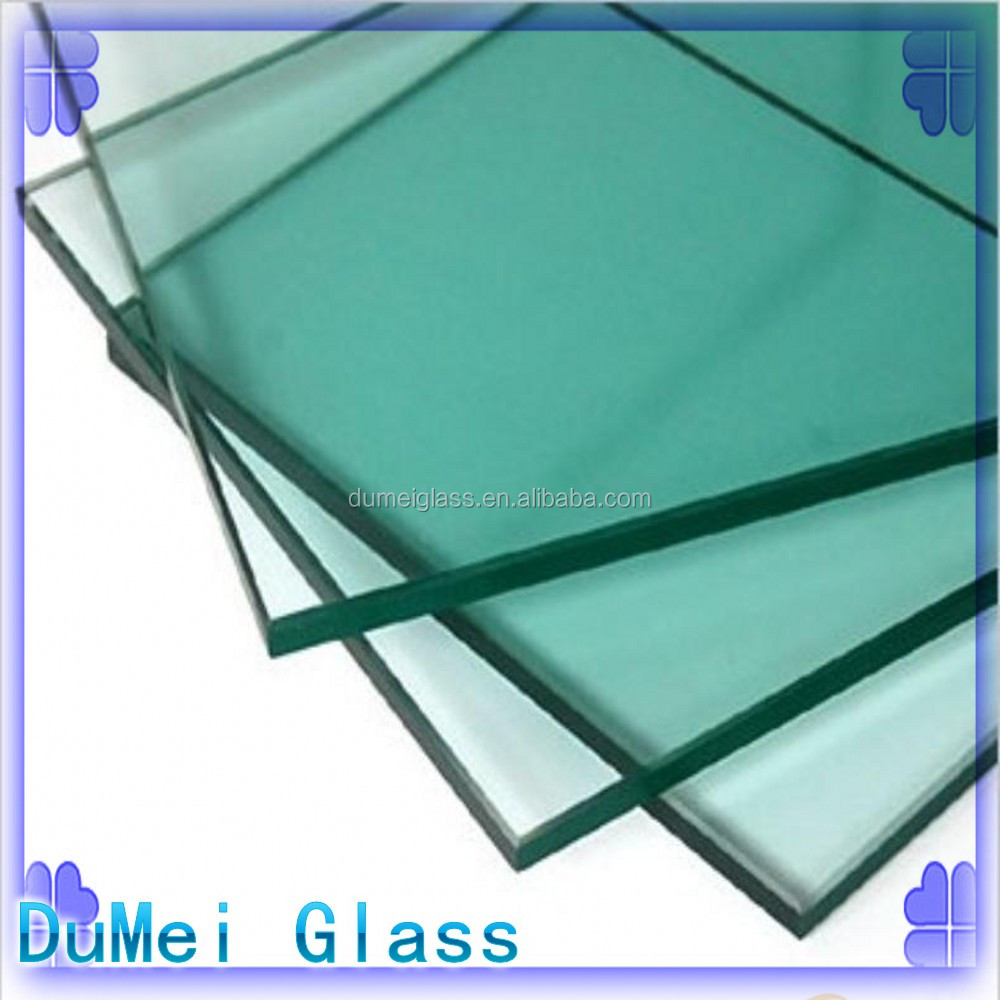 4-8mm Safety Building Tempered Glass