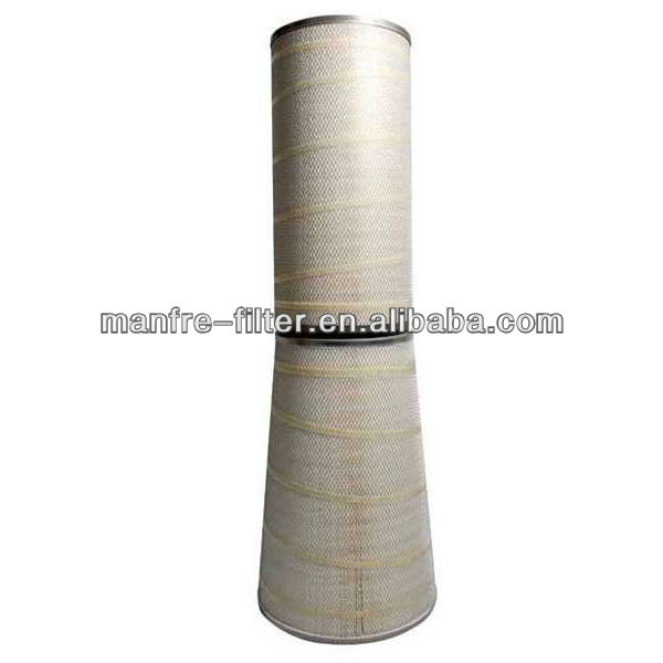 P03-0243 Donaldson Conical filter cartridge for braden cartridge system