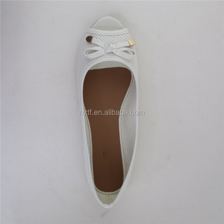 Cheap price lady comfort latest design lady casual shoes