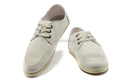 Hot sale men and women casual shoes leather shoes made in china