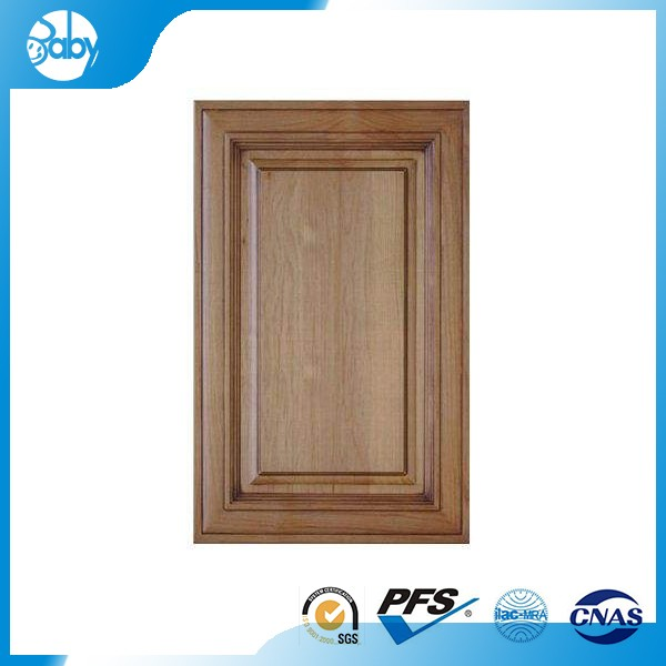 hot sale paper wrapped mdf drawer front board design