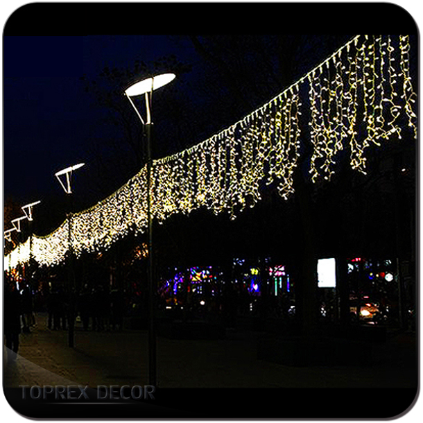 Nice Outdoor Led Christmas Icicle String Light For Carnival Party
