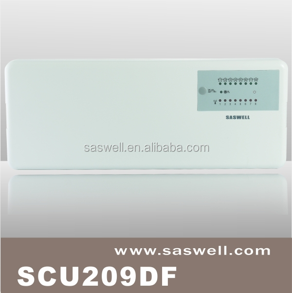water proof wireless control box for water radiant heating