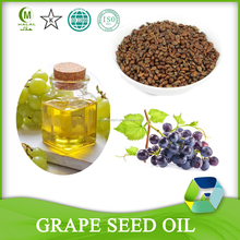 High Quality Plant Extract Bulk Grape Seed Carrier Oil