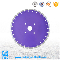 Top grade best sell diamond band saw blade for granite