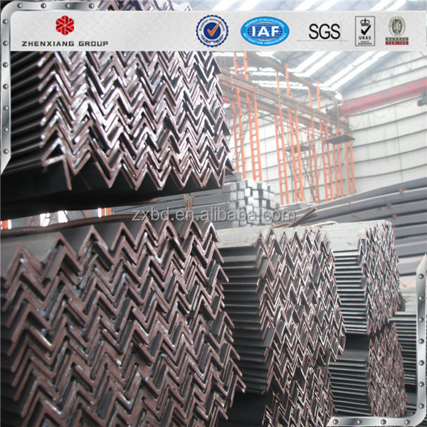 steel angle bar / steel angle iron weights / tensile strength of steel angle bar