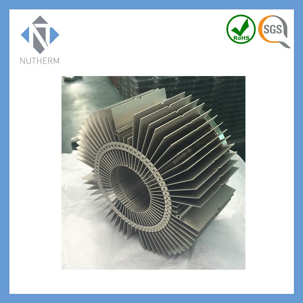 Nutherm ODM 2016 high quality heat sink