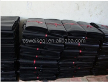 HEAVY DUTY BLACK RUBBLE BAGS/SACKS BUILDERS STRONG DURABLE LARGE
