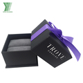 unique design custom luxury decorative gift set small jewelry ring box for sale