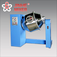 patent-owned technical 50L~1000L JHX series powder stirrer for refractory material continious blender principle v mixer machine
