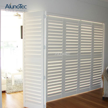 Guangdong Sliding Aluminium Shutters/Sliding Adjustable Louver Shutter for Window