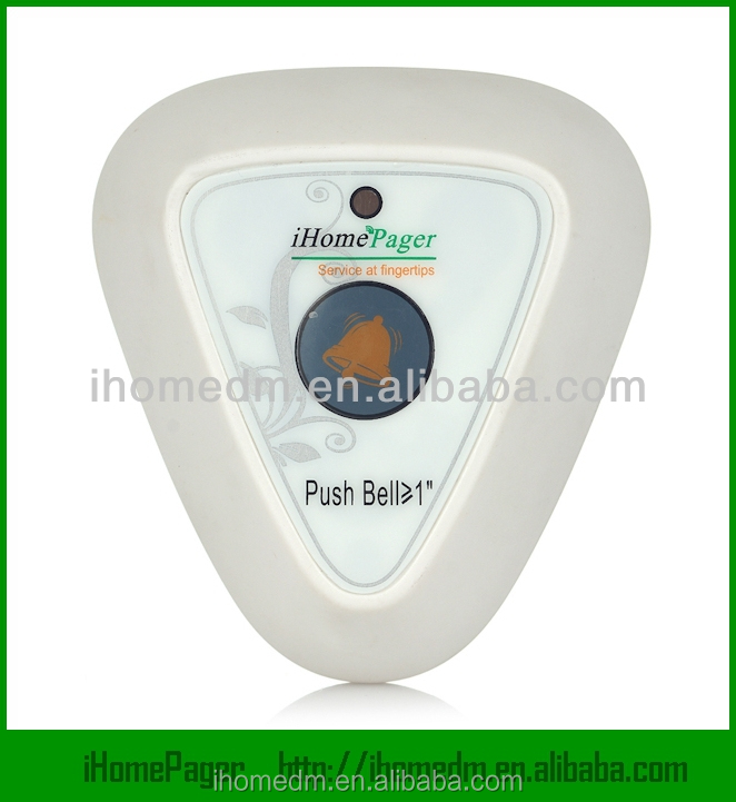 Call Button System Restaurant Equipment Service wireless waiter button food caller