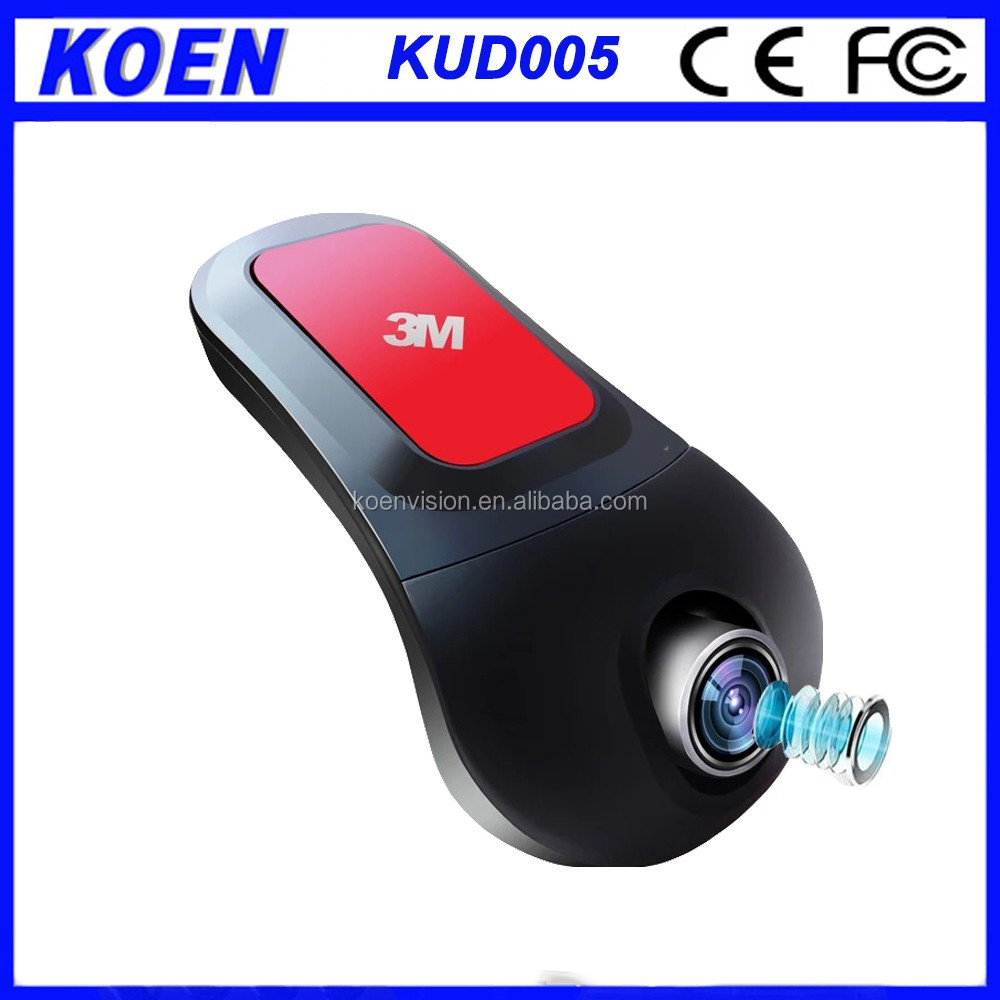 KOEN Novatek 96658 170 Degree Motion Detection Mini Wifi HD Hidden 1080P Dash Cam Pro