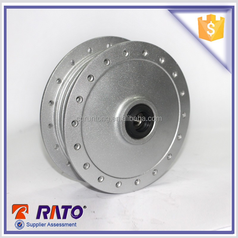 36 holes motorcycle front alloy drum brake wheel hub for sale