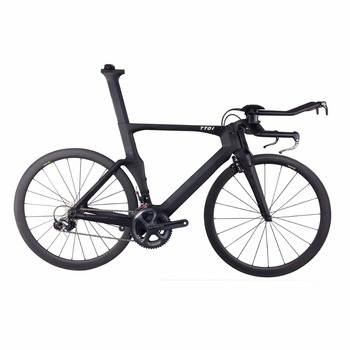 High quality triathlon bicycle carbon tt frame size 50 52 54cm carbon triathlon bike