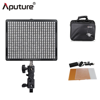 CRI 95+ Aputure Amaran Spot Light AL-528S led panel video light for photographic