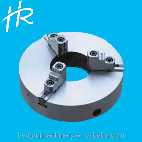 Through-hole 3 Jaw Power Chuck