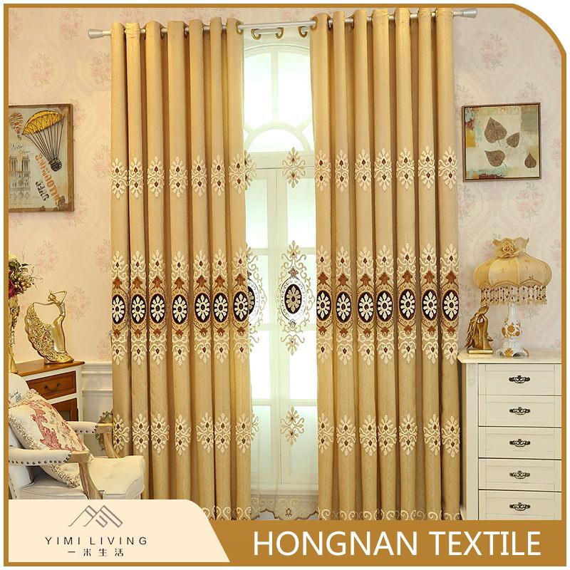 Low price of different kinds of luxury window latest curtain fashion designs