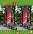 Outdoor beach flag banner wholesaler
