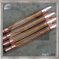 Bronze vibration absorbers used in heat pumps