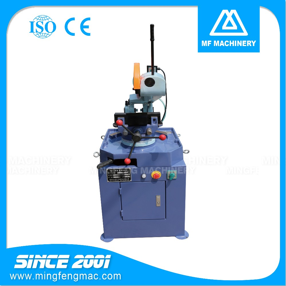 MC-315S high cost-effective orbital aluminum profile pipe cold cutting saw machine