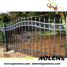 china supplier steel fence garden gates grill design for homes