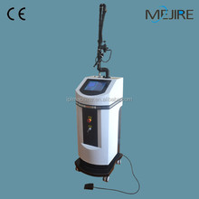 2014 CE approval high quality medical co2 laser and fractional scanner