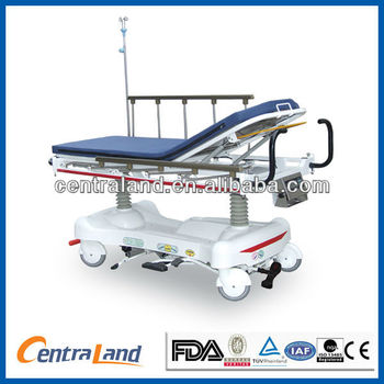 transfer patient trolley