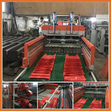 SHXJ-C800 Automatic polythene bag small plastic products making machine