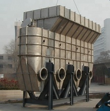 fluidized bed drying equipment design