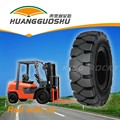 quality airless tire 28x9-15 forklift machinery tyres
