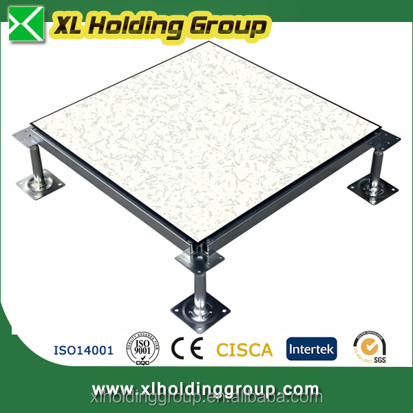 FS800 high dimensilanl precision anti-static pvc finished flooring prevent static validly hot sale