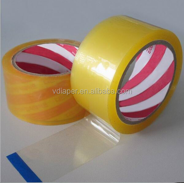 opp seal tape Sello packing tape self adhesive tapes
