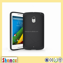 Wholesale alibaba shield protect case for Motorola Moto X Play