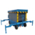 12m hydraulic trailer electric vertical platform scissor lift