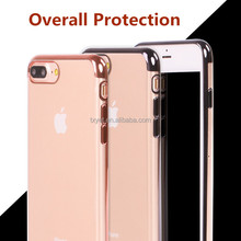 made in china new products silicone soft tpu skin phone cover case for iphone 7 7plus