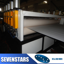 PP hollow board production line