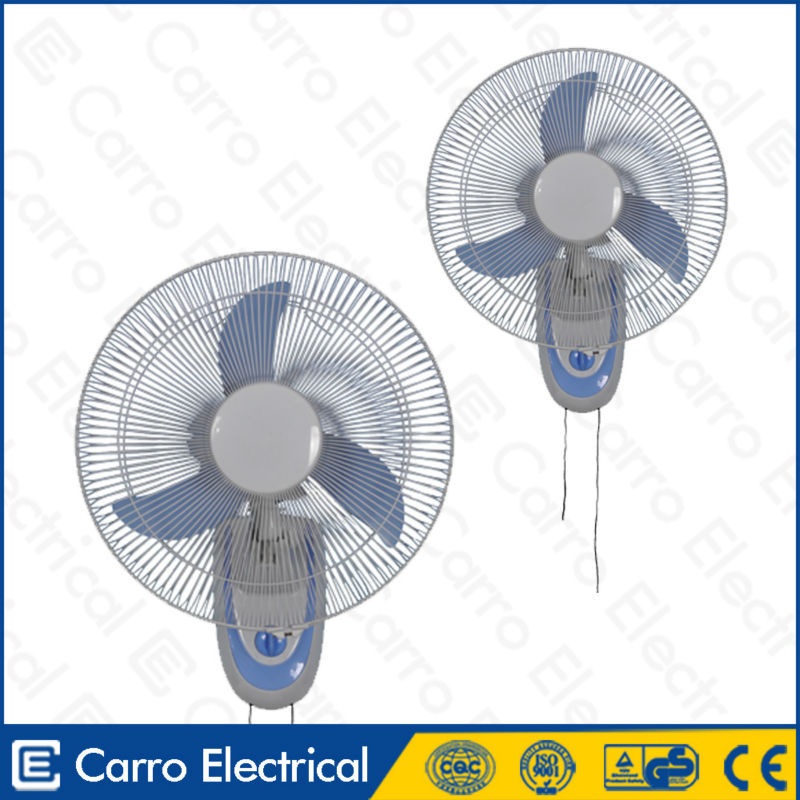 Small Wall Mount Fans : New popular style v solar rechargeable wall mounted fan